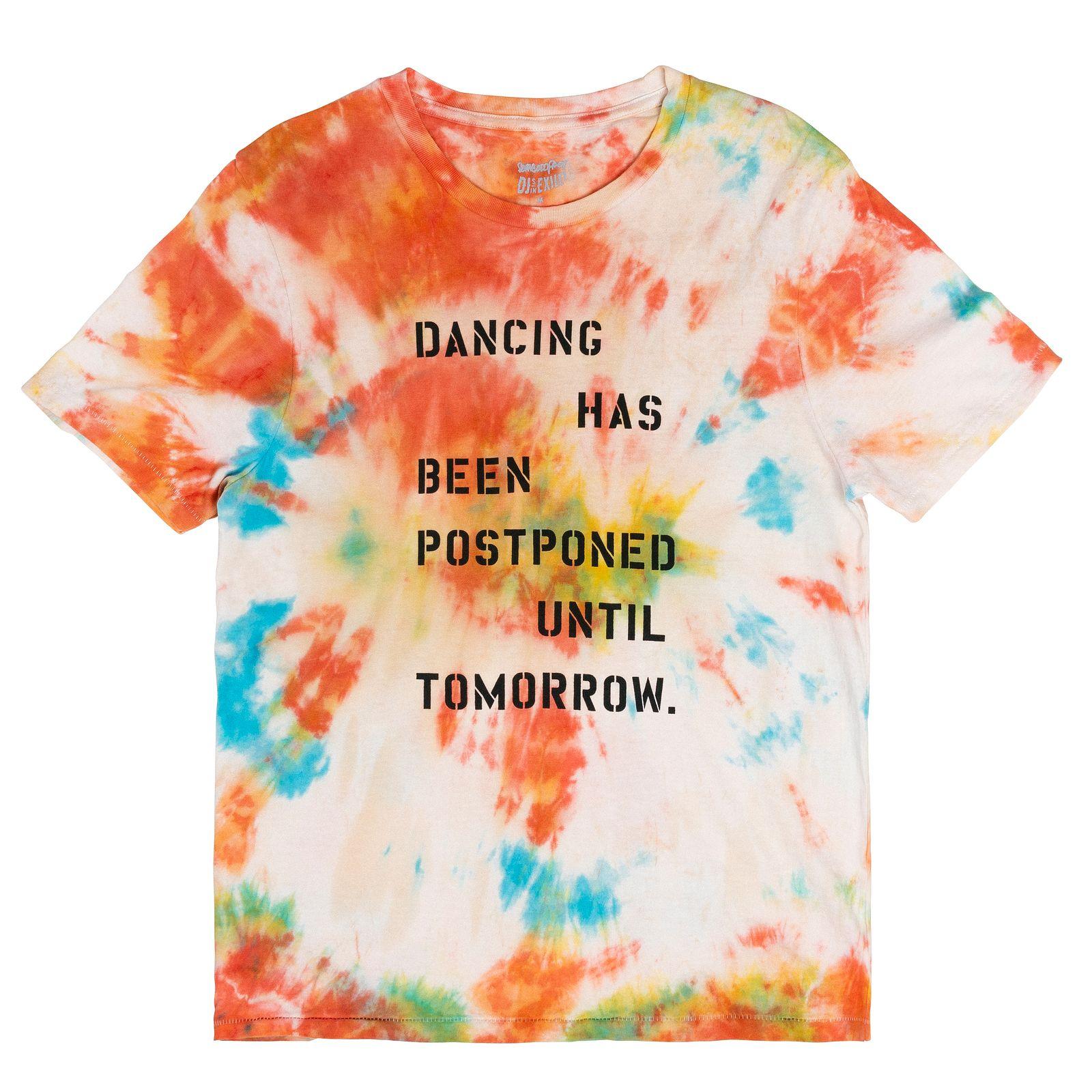 Dancing Has Been Postponed Shirt
