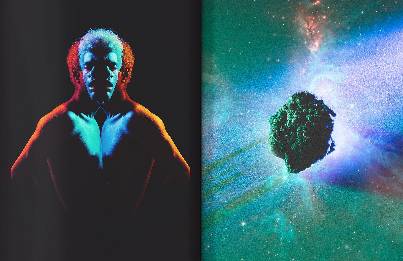 Space Becomes You—A Mythology