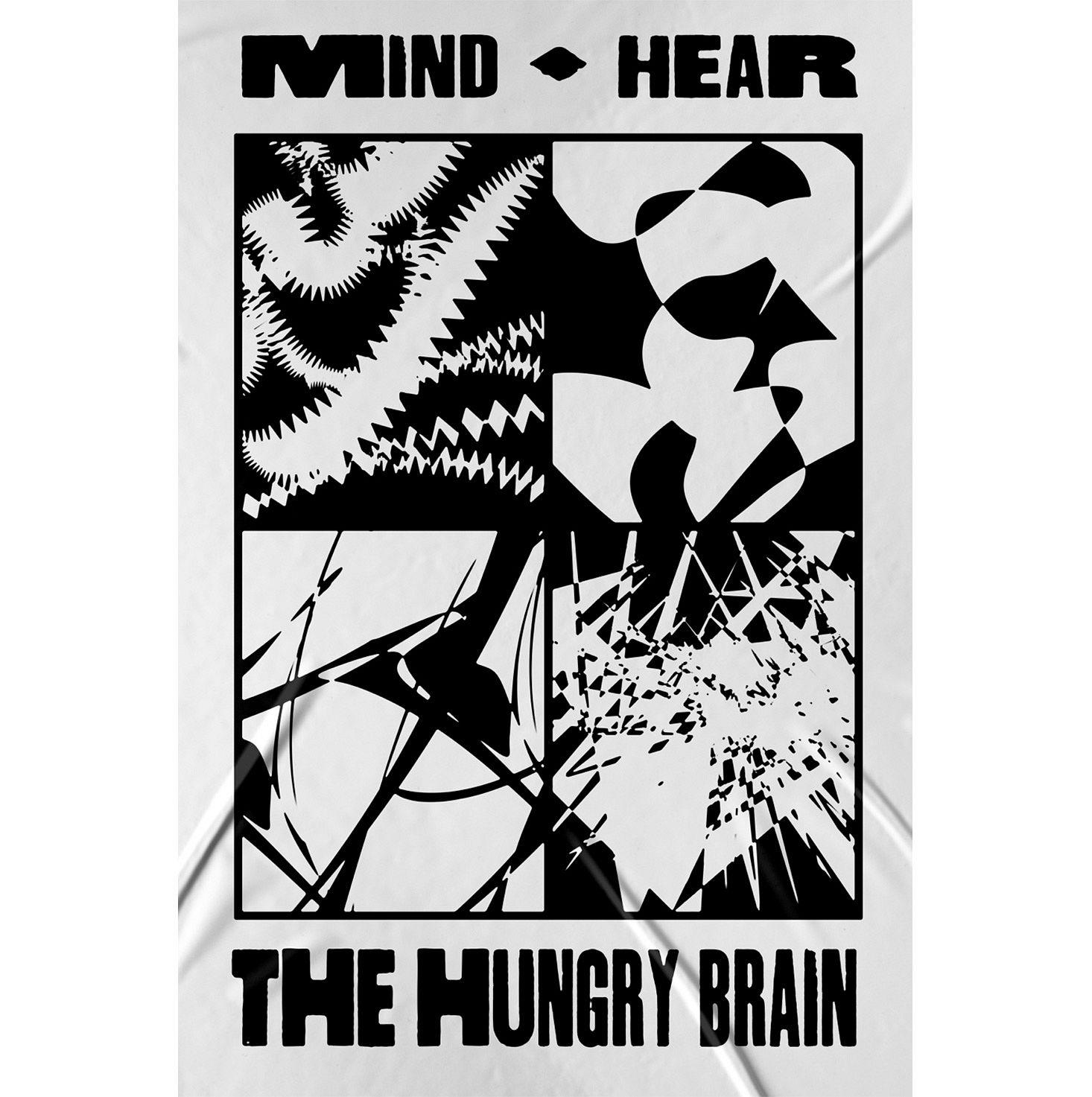 Hungry Brain Print
