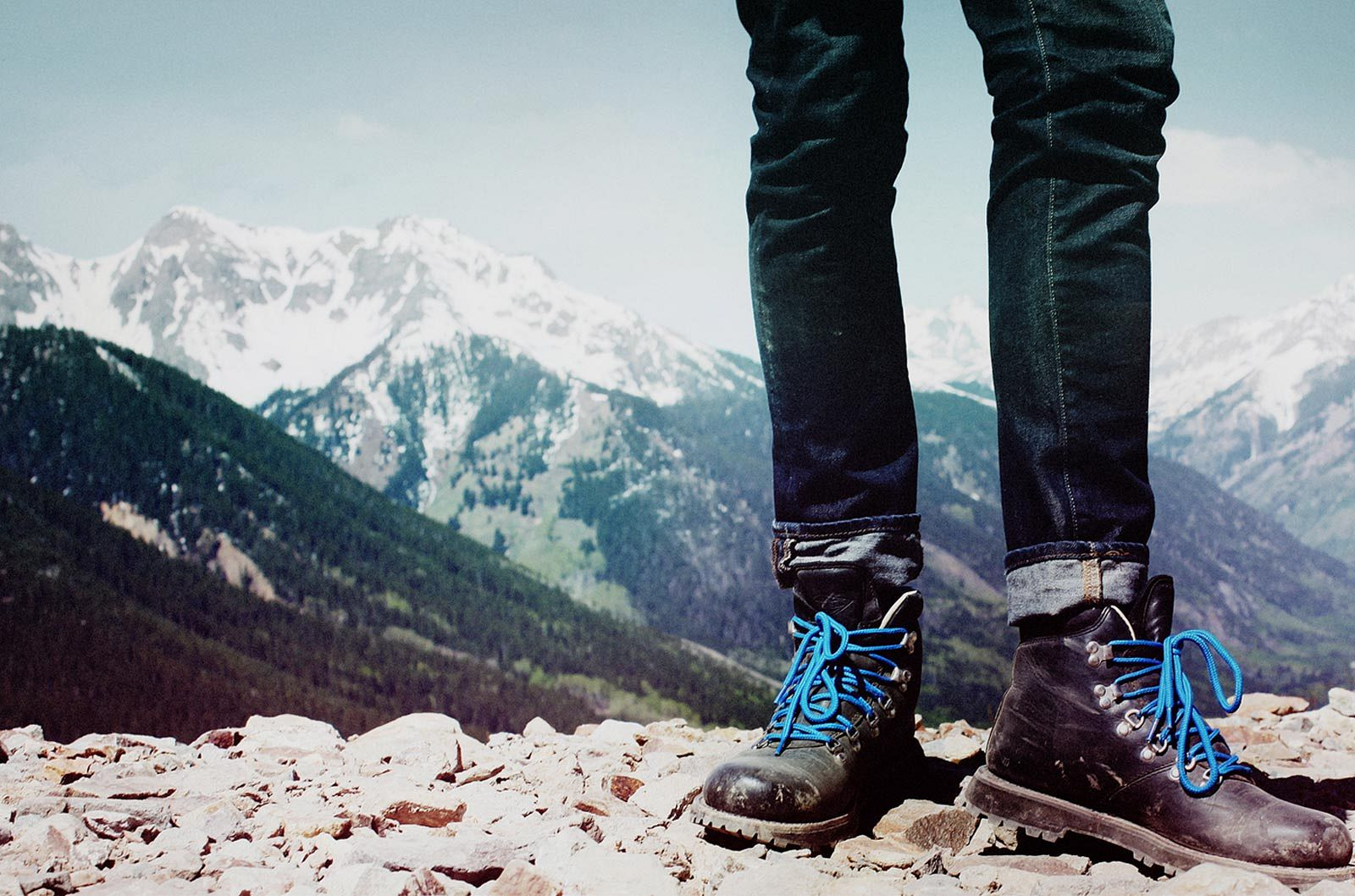 Merrell in Nature Boots