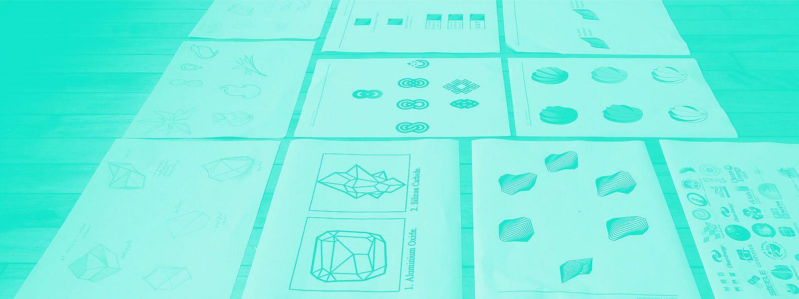 Re-branding Design Procress