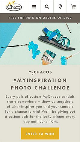 MyChacos Inspiration Contest, styled and photographed by Someoddpilot