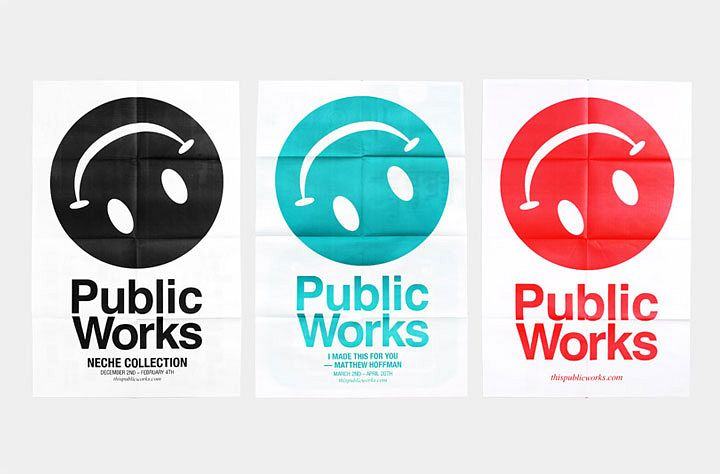 Public Works Posters