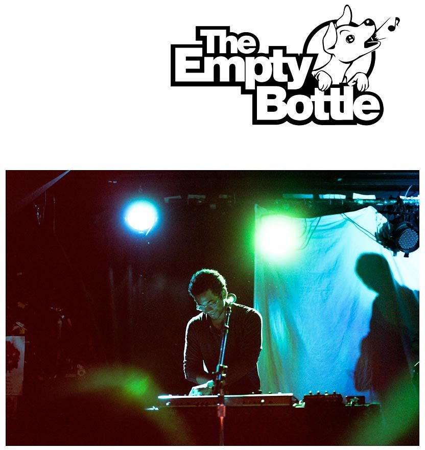 Toro y Moi and Empty Bottle Logo