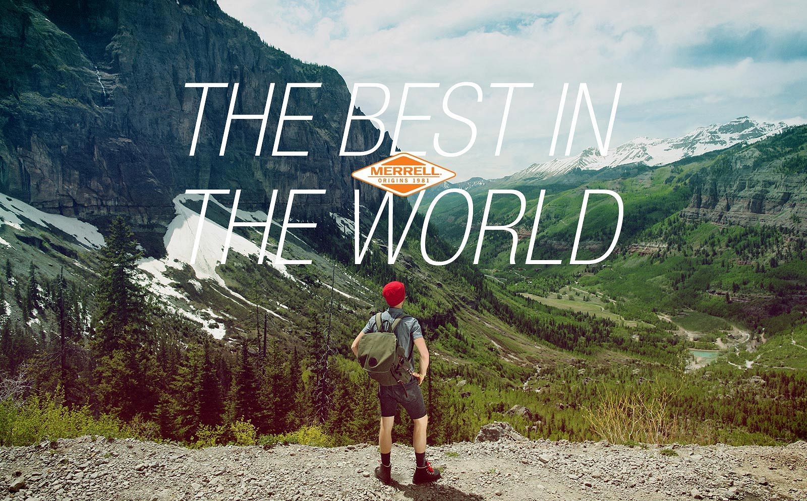 Merrell Best in the World
