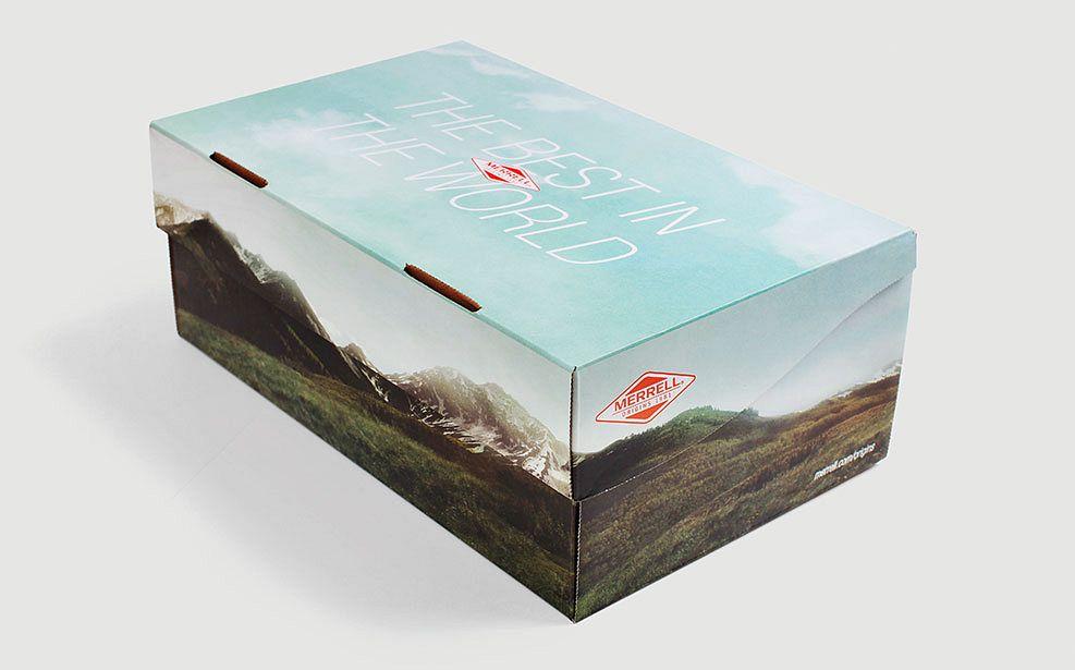 Merrell Shoe Box