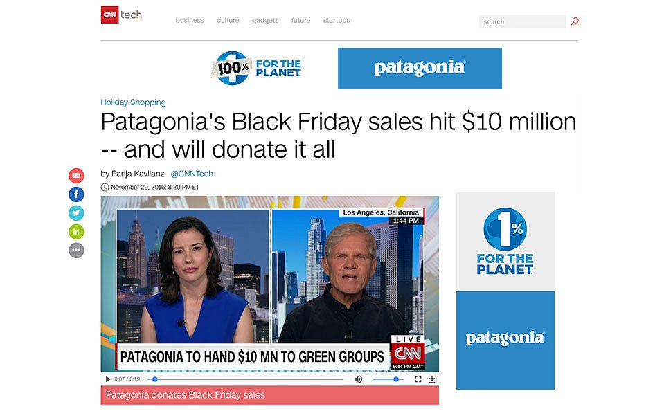 100% for the Planet coverage by CNN