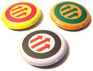 Pitchfork Buttons