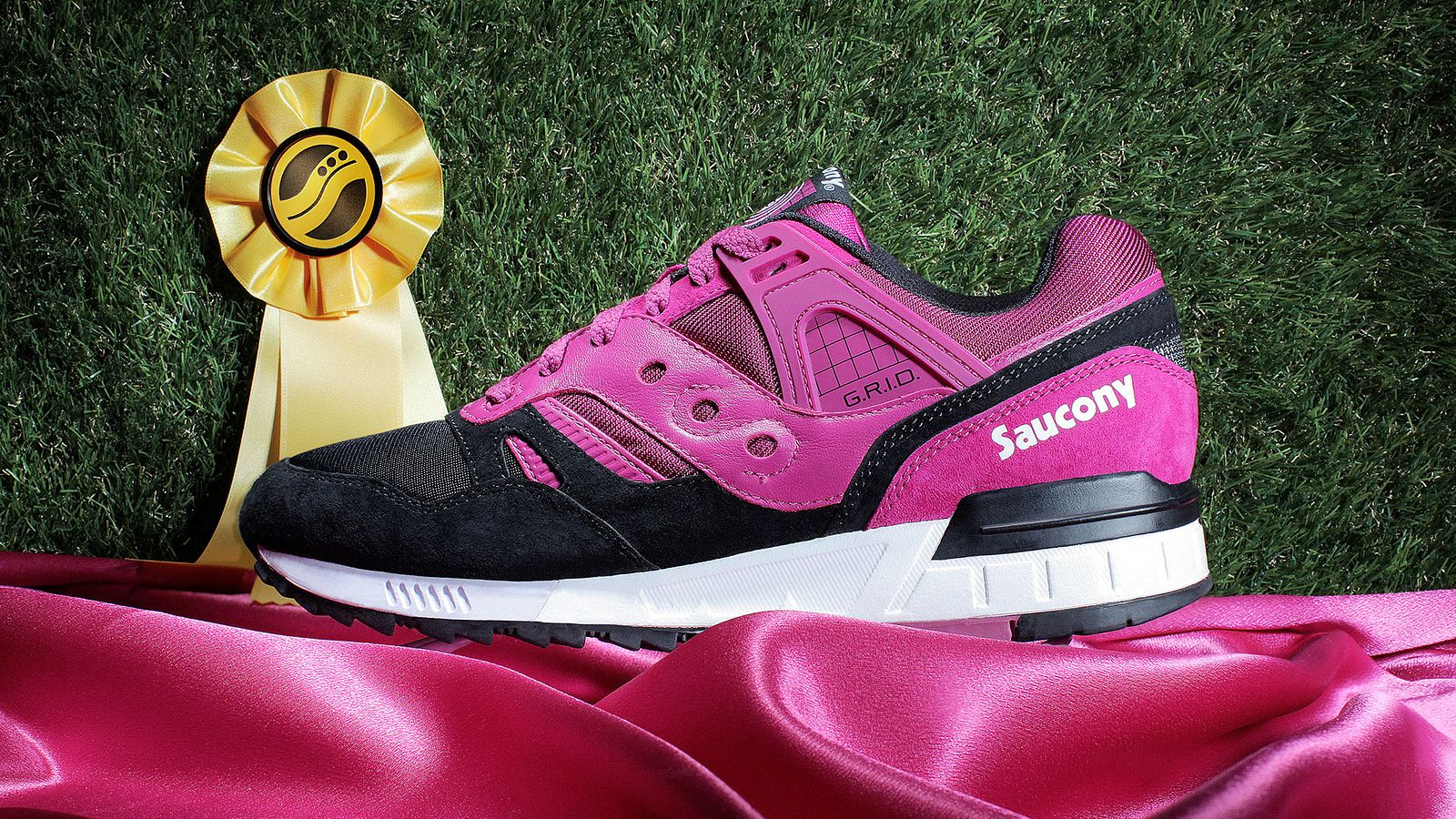 Derby shoe for Saucony Originals, styled by Someoddpilot