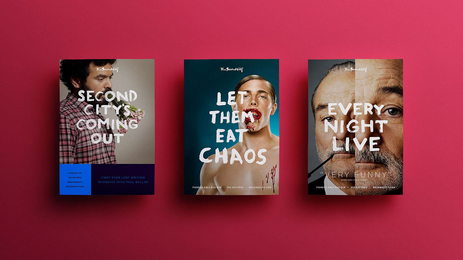 Second City Branding and Posters – designed and produced by Someoddpilot