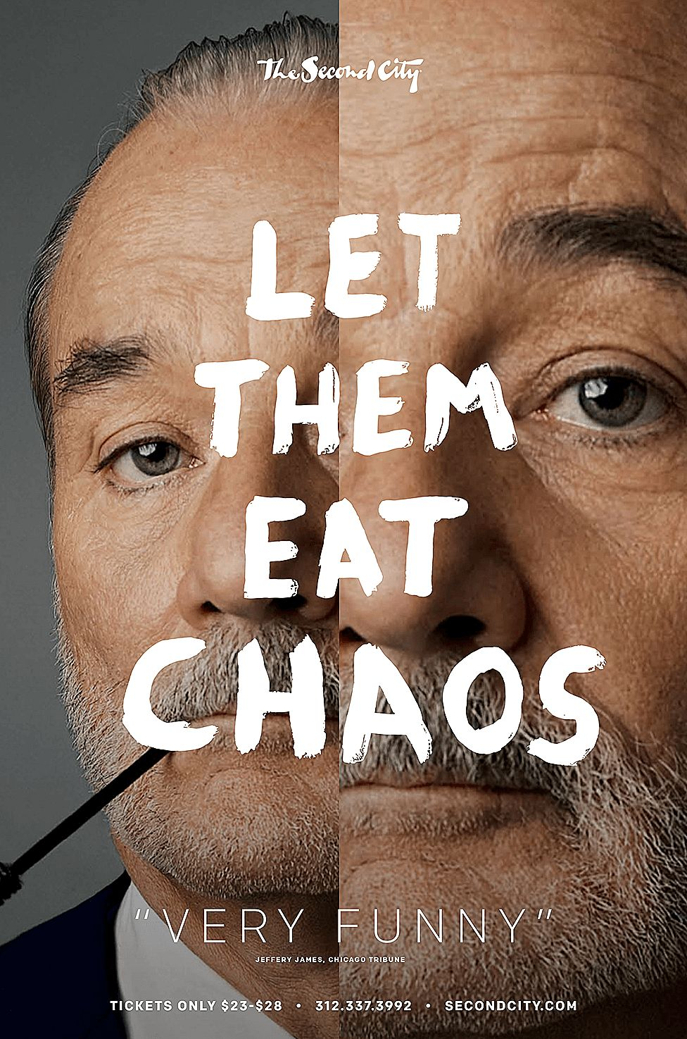 Let The Eat Chaos Poster