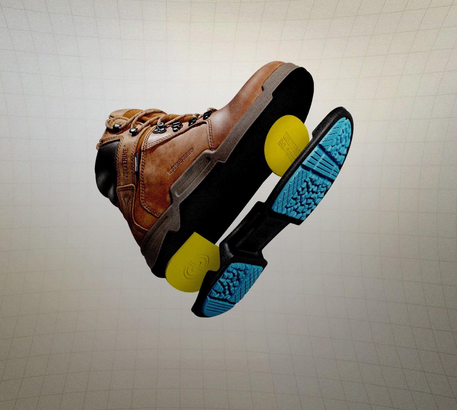 Wolverine Shoe