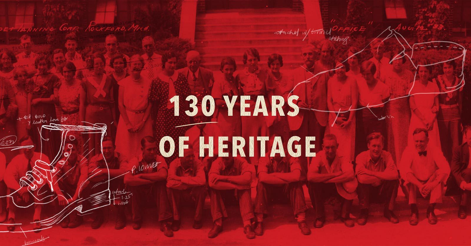 100 Years of Heritage